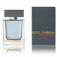 Мужская туалетная вода Dolce & Gabbana The One Gentleman