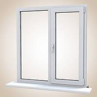 Окна OLIMPIA (двухстворчатые)