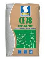Semin  CE 78  25 кг - CE 78 - шпаклёвка для заделки швов ГКЛ