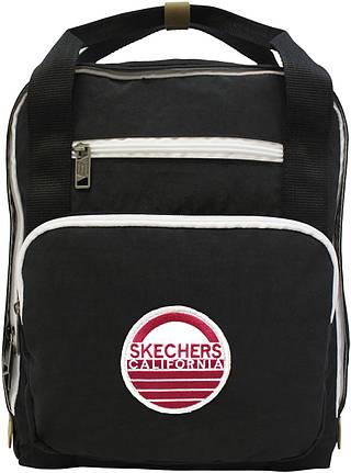 Небольшой качественный рюкзак на 12 л. SKECHERS Jamboree 76401;06 черный