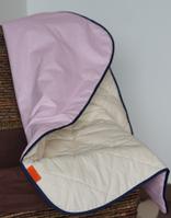 BABY одеяло из конопляного волокна 65х100см ТМ DEVOHOME