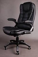 Кресло офисное массаж BSB 004 Lux. Кресло для руководителя