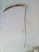 Коса ручной ковки Offner 60 мм с косовищем
