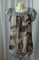 Туника модная женская легкая летняя р.42-44 от Chek-Anka