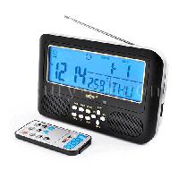 Часы электронные 785, радио FM, USB, SD