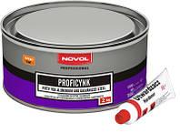Шпатлевка NOVOL Proficynk (с на оцинкованные и алюминиевые поверхности) 2 кг