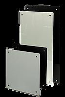 Инфракрасный стеклокерамический панельный обогреватель HGlass IGH 6060 белый 400/200 Вт