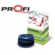 Теплый пол электрический Profi Therm Eko Flex 1200 Вт (8,0 м2) Тонкий двужильный нагревательный кабель