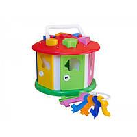 Куб Розумний малюк Будинок Технок 2438