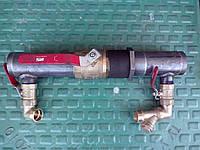 Бойпас для отопления D50 короткий с краном