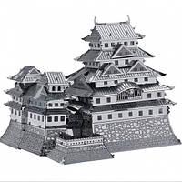Металлический конструктор Hime Ji Castle коллекционная модель