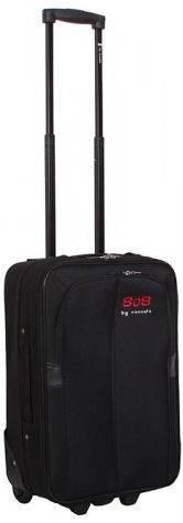 Великолепный 2-х колесный малый чемодан 29 л. SOS Roncato City, 45.19.04.01 черный