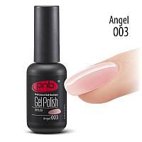 Гель лак для ногтей PNB №3 - Angel
