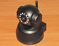 IP камера поворотная управляемая Wi-Fi видео + звук