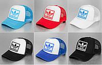 Кепка / Тракер Adidas Originals (с сеточкой)