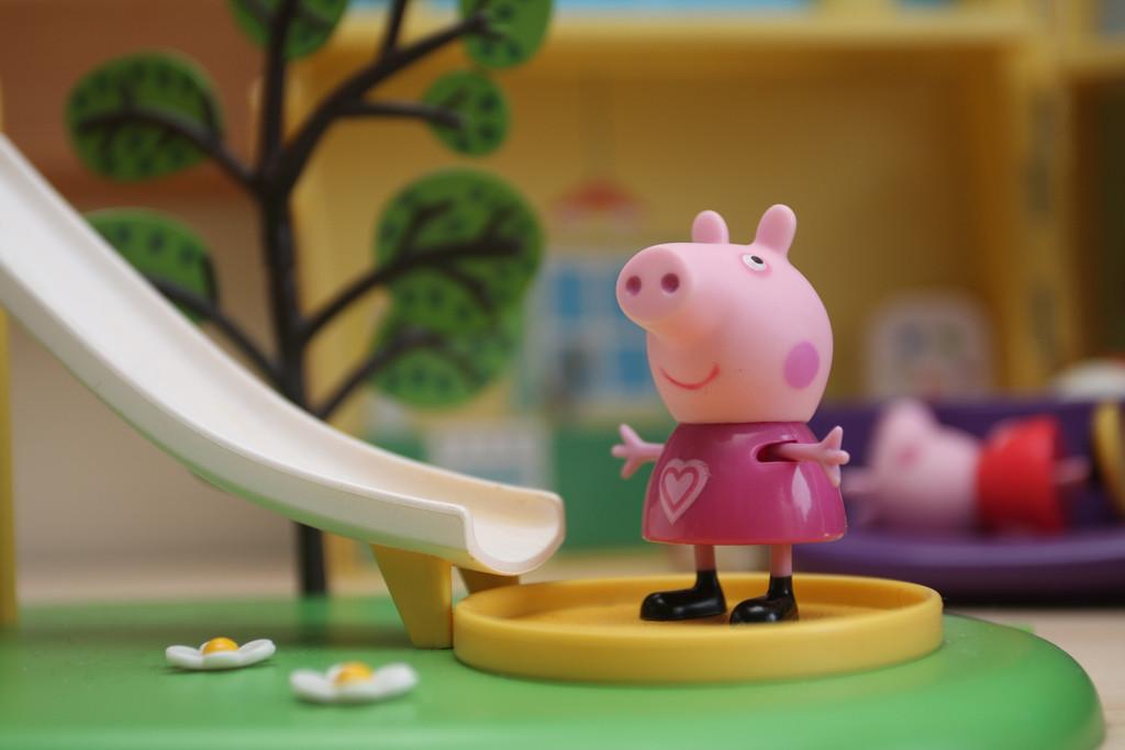 Игровой набор Свинки Пеппы Замок Пеппы PeppаPig