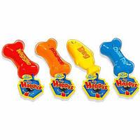 Интерактивная кость (оранжевая) для игры с плюшевыми игрушками The Happy's Pets Plush