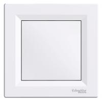 Заглушка белая ASFORA Schneider electric EPH5600121