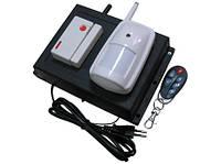 Комплект беспроводной GSM сигнализации ДОМ-2 с контролем температуры