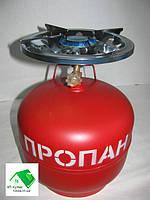 """Комплект газовый  """" Кемпинг"""" 8л г,Севастополь"""