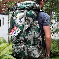 Туристический рюкзак 80 литров B, фото 1