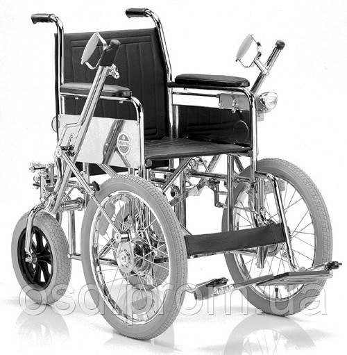 Инвалидные коляски с рычажным приводом 1.407