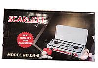 Портативная газовая плита Scarlett NO.CH-02