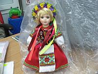 Куклы сувенирные  в украинской одежде