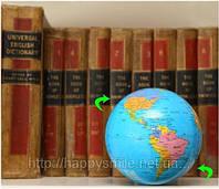 Вращающийся глобус / rotating globe, фото 1