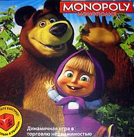 Монополия «Маша и Миша»