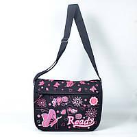 Модна молодіжна сумка через плече для дівчаток