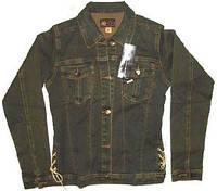 Куртка джинсовая размер XL