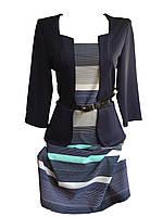 Женское платье пиджак
