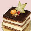 Подложка  под десерт золото/серебро круглые D9 (код 01399)