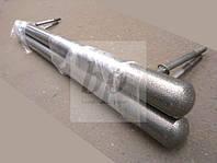 Боковые пороги трубы порошок/ черный мат Lada Niva (лада нива / ВАЗ 2121/ ВАЗ 2131) 1977+