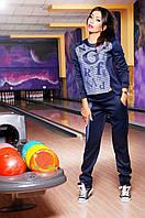 Спортивный костюм женский с принтом LS Клондайк