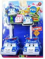 Рации Робокар Поли (Robocar Poli): набор раций 2шт. в комплекте