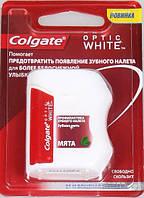 Colgate Зубная нить Optic White