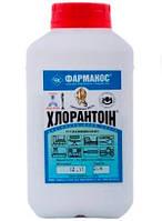 Хлорантоин дезинфицирующее средство, достерилизационной очистки.