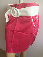 Женская юбка малиновая , фото 1