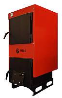 Твердотопливный котел Roda RK2G-16 (с ручной загрузкой топлива и ручным росжигом)