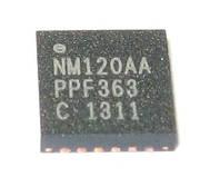 Запчасть тюнера Микросхема NM120AA ВЧ к ресиверу Trimax 2012HD