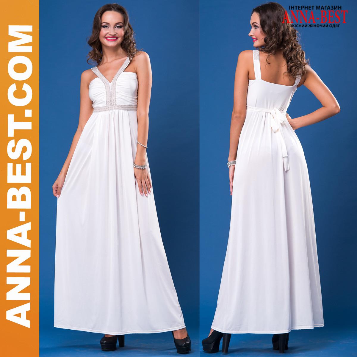 Платья белые на роспись