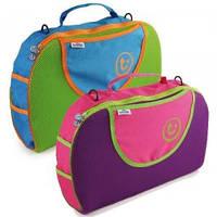 Детская сумка-чемодан Trunki Tote 0184 (розовая или зелёная)