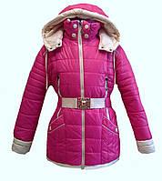 Стильная, качественная куртка для девочек