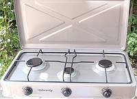 Кухонная плита газовая наст. Verelly 3 комф.