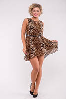 Легкое шифоновое платье №15