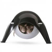 Savic СПУТНИК (Sputnik) домик для грызунов, пластик , 21,5Х21,5Х12,5 см.
