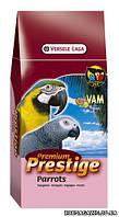 Versele-Laga Prestige Premium АРА ПОПУГАЙ (Ara) зерновая смесь корм для попугаев 15кг