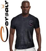 4D качественные футболки Corsair 127 (цвет ночи)